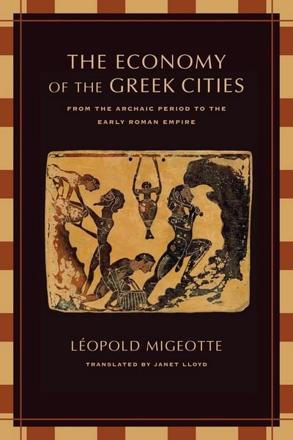 ISBN: 9780520253667 - The Economy of the Greek Cities