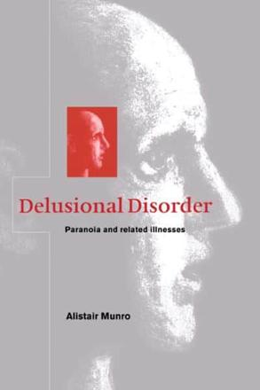 ISBN: 9780521029803 - Delusional Disorder