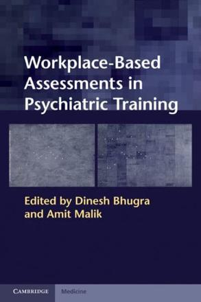 ISBN: 9780521131803 - Workplace Based Assessments in Psychiatric Training