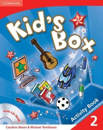 ISBN: 9780521131926 - Kid's Box Level 2 Activity Book with CD-ROM: Level 2