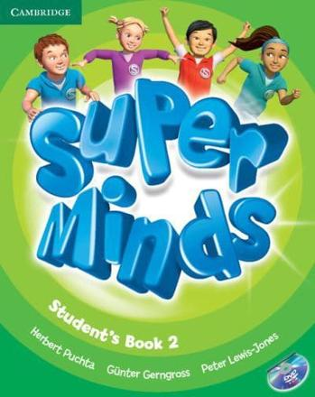 ISBN: 9780521148597 - Super Minds Level 2 Student's Book with DVD-ROM