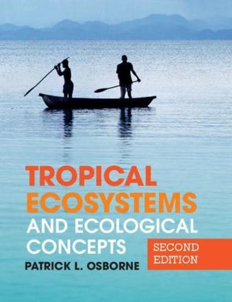 ISBN: 9780521177344 - Tropical Ecosystems and Ecological Concepts