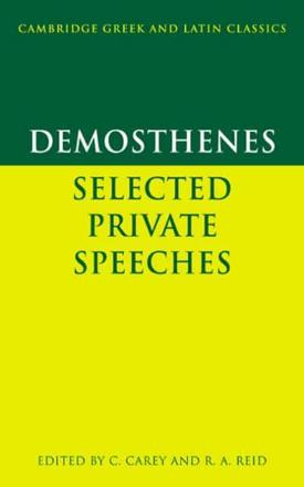 ISBN: 9780521283731 - Demosthenes: Selected Private Speeches