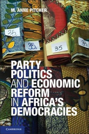 ISBN: 9780521449625 - Party Politics and Economic Reform in Africa's Democracies