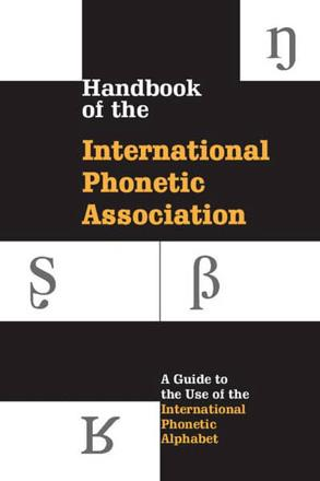 ISBN: 9780521637510 - Handbook of the International Phonetic Association