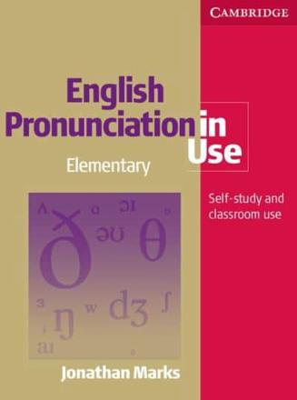 ISBN: 9780521672665 - English Pronunciation in Use Elementary Book with Answers, with Audio