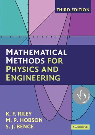 ISBN: 9780521679718 - Mathematical Methods for Physics and Engineering