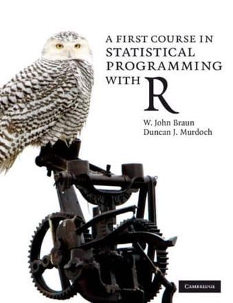 ISBN: 9780521694247 - A First Course in Statistical Programming with R