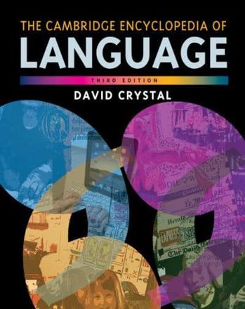ISBN: 9780521736503 - The Cambridge Encyclopedia of Language