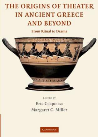 a history of the origins of ancient greek drama