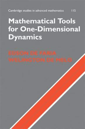 ISBN: 9780521888615 - Mathematical Tools for One-dimensional Dynamics