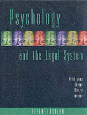 ISBN: 9780534365448 - Psychology and the Legal System