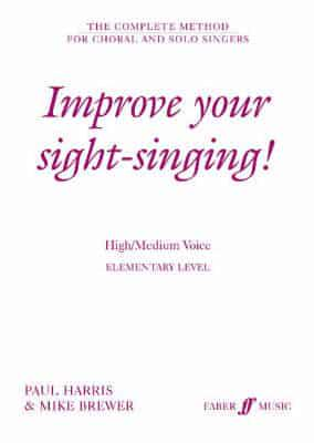 ISBN: 9780571517336 - Improve Your Sight-singing!