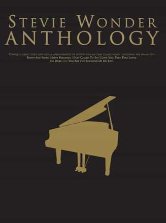 ISBN: 9780571529124 - Stevie Wonder Anthology