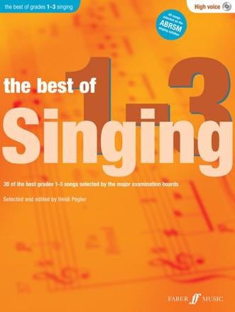 ISBN: 9780571536832 - The Best Of Singing Grades 1-3 (High Voice)