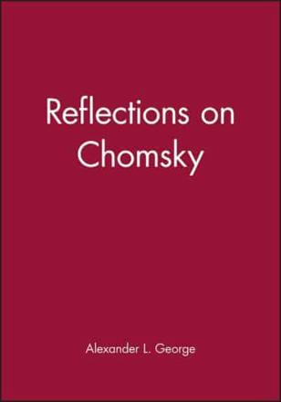 ISBN: 9780631179191 - Reflections on Chomsky