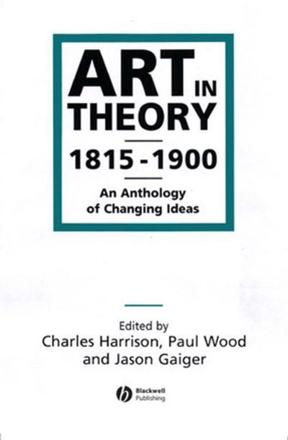 ISBN: 9780631200666 - Art in Theory, 1815-1900