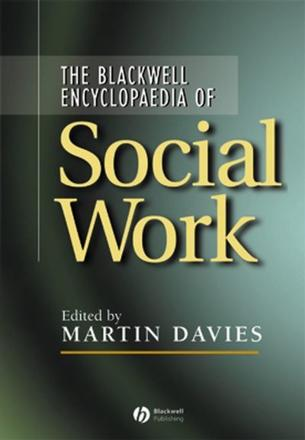ISBN: 9780631214519 - The Blackwell Encyclopaedia of Social Work