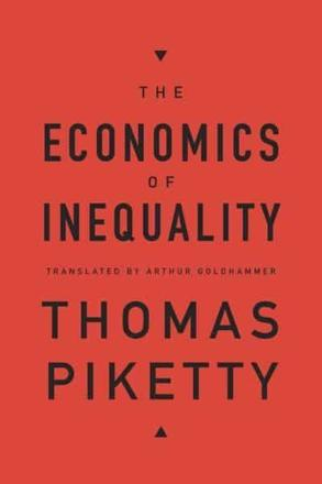 ISBN: 9780674504806 - The Economics of Inequality