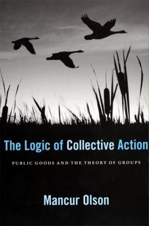 ISBN: 9780674537514 - The Logic of Collective Action
