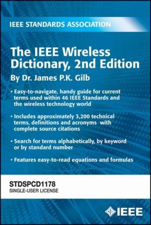 ISBN: 9780738161082 - The IEEE Wireless Dictionary
