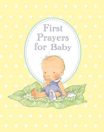 ISBN: 9780745964072 - First Prayers for Baby