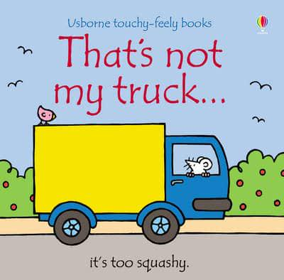 ISBN: 9780746093696 - That's Not My Truck