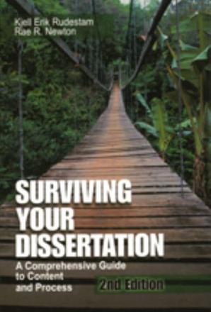 Dissertation Process Books