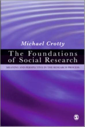 ISBN: 9780761961062 - The Foundations of Social Research