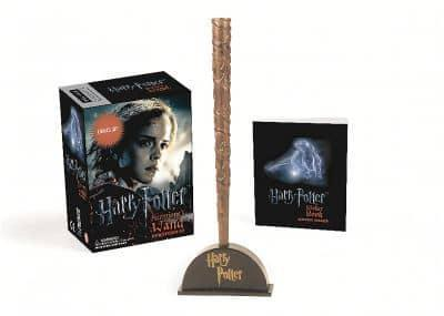 ISBN: 9780762459322 - Harry Potter Hermione's Wand with Sticker Kit