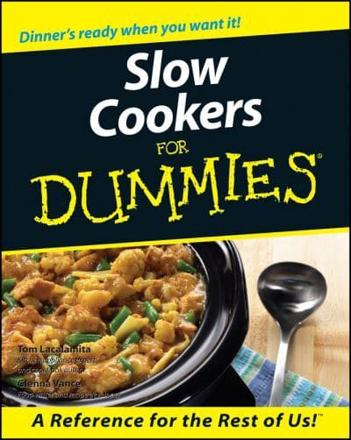 ISBN: 9780764552403 - Slow Cookers for Dummies
