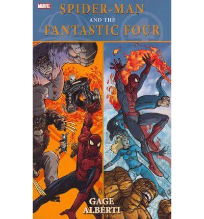 ISBN: 9780785144236 - Spider-Man/Fantastic Four