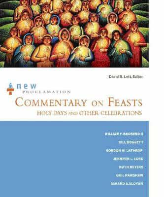 ISBN: 9780800662288 - Commentary on Feasts, Holy Days and Other Celebrations