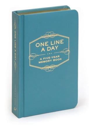 ISBN: 9780811870191 - One Line a Day
