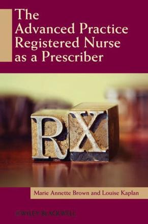 ISBN: 9780813805245 - The Advanced Practice Registered Nurse as a Prescriber