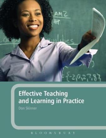 ISBN: 9780826499370 - Effective Teaching and Learning in Practice