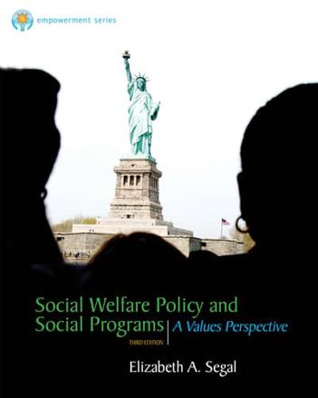 ISBN: 9780840029126 - Brooks Cole Empowerment Series: Social Welfare Policy and Social Programs