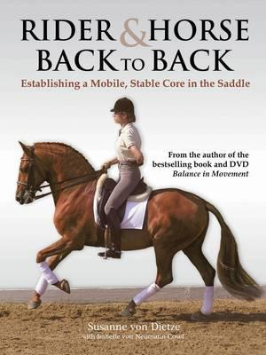 ISBN: 9780851319889 - Rider and Horse Back-to-Back