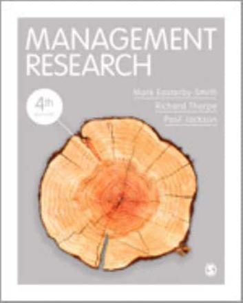 ISBN: 9780857021175 - Management Research