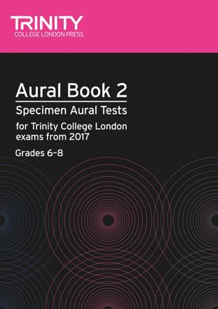 ISBN: 9780857365361 - Aural Tests Book 2 from 2017 (Grades 6 8)
