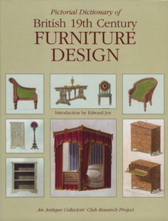 ISBN: 9780902028470 - Pictorial Dictionary of British Nineteenth Century Furniture Design