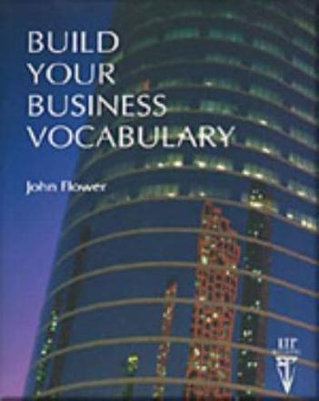 ISBN: 9780906717875 - Build Your Business Vocabulary