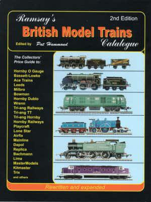 ISBN: 9780952835257 - Ramsey's British Model Trains Catalogue
