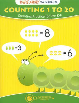 ISBN: 9780979944192 - Counting 1 to 20 Wipe Away Workbook