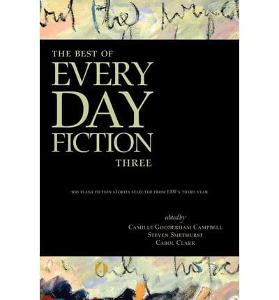 ISBN: 9780981058474 - The Best of Every Day Fiction Three