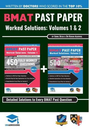 ISBN: 9780993231148 - Bmat Past Paper Worked Solutions