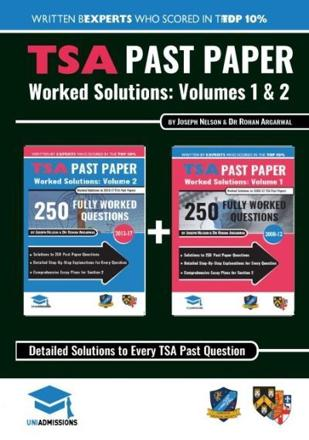 ISBN: 9780993231155 - TSA Past Paper Worked Solutions