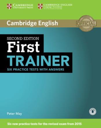 ISBN: 9781107470187 - First Trainer Six Practice Tests with Answers with Audio
