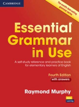 ISBN: 9781107480551 - Essential Grammar in Use with Answers