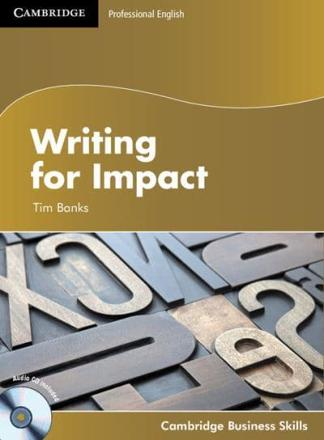 ISBN: 9781107603516 - Writing for Impact Student's Book with Audio CD